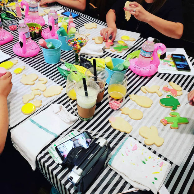 sugar cookie decorating classes near me