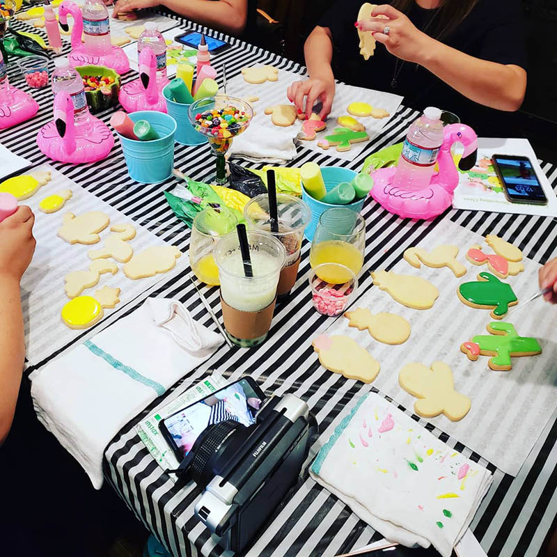 Happy New Year Cookie Decorating Class: Sunday, December ...