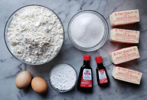 the perfect shortbread cookie dough recipe
