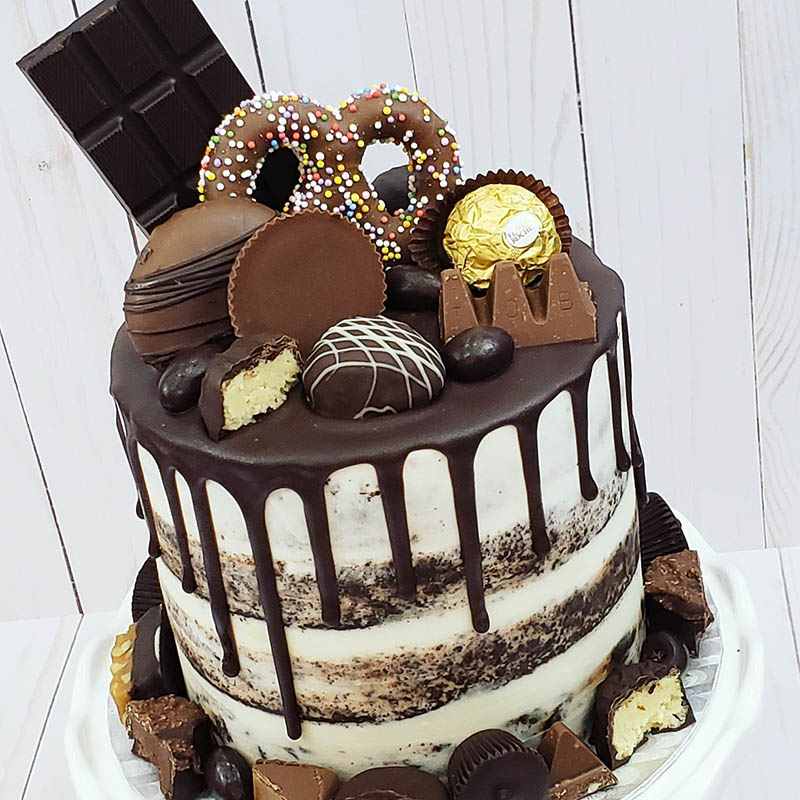 Death by Chocolate Cake Decorating Class: Sunday, January ...