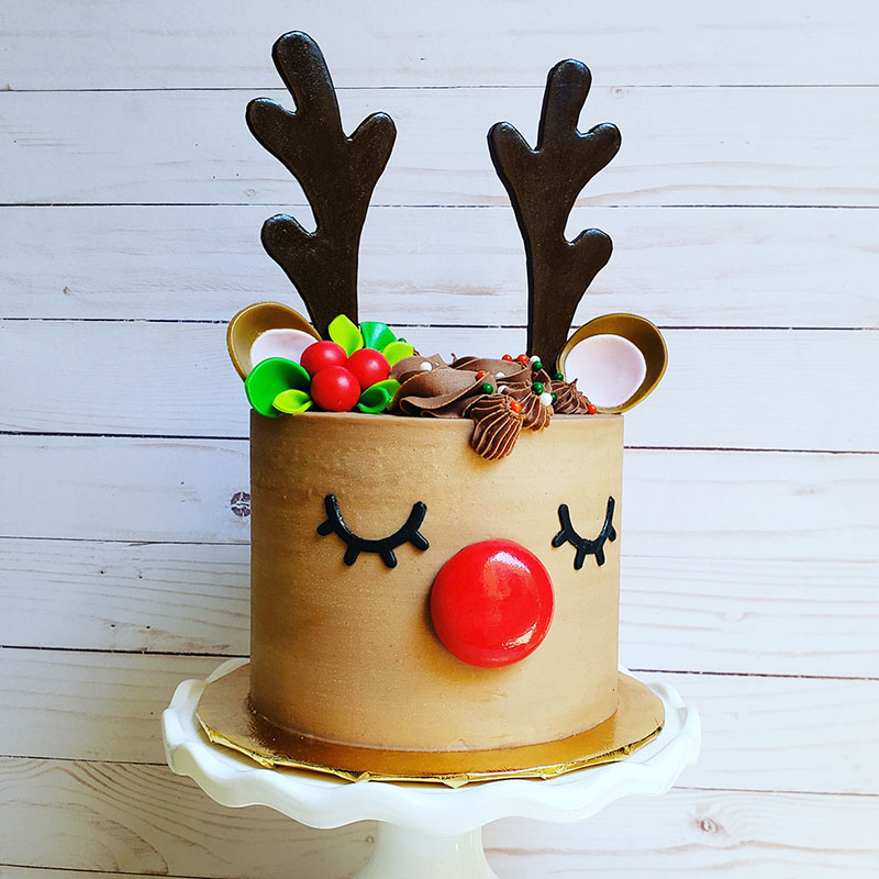 Christmas Cake Decorating Classes The Cake Boutique