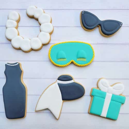 Mothers Day Cookie Kit